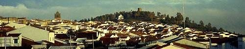 Vista parcial de Azuaga